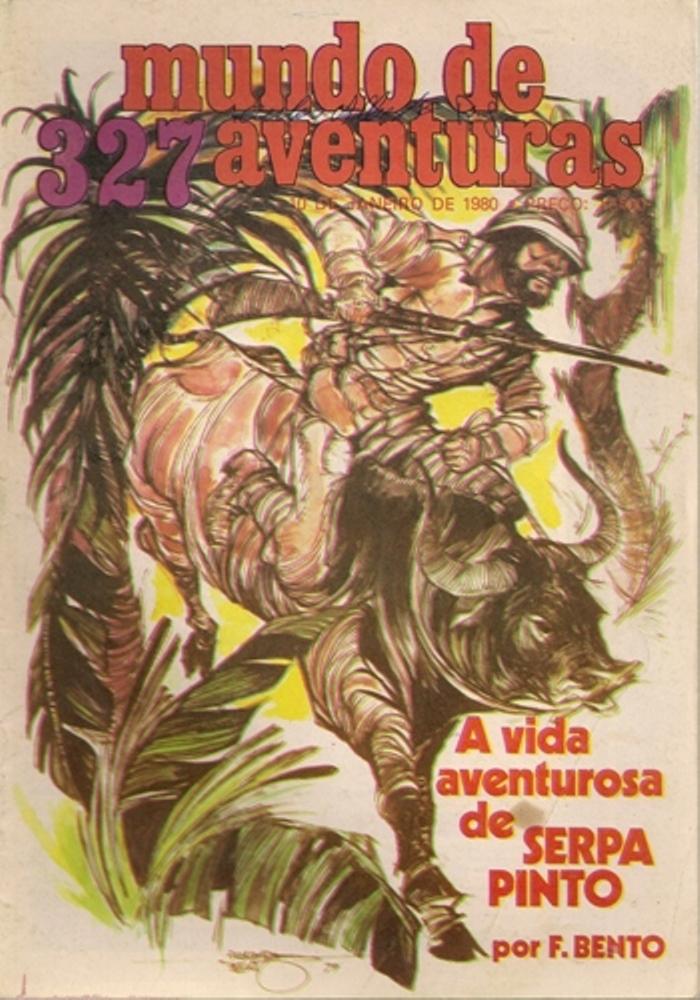 SERPA PINTO - 1 . VIDA AVENTUROSA DE SERPA PINTO (A)