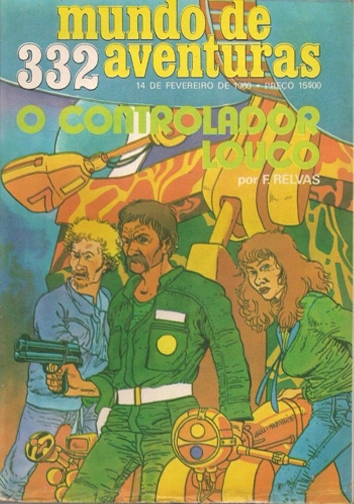 CONTROLADOR LOUCO (O) - 1 . CONTROLADOR LOUCO (O)