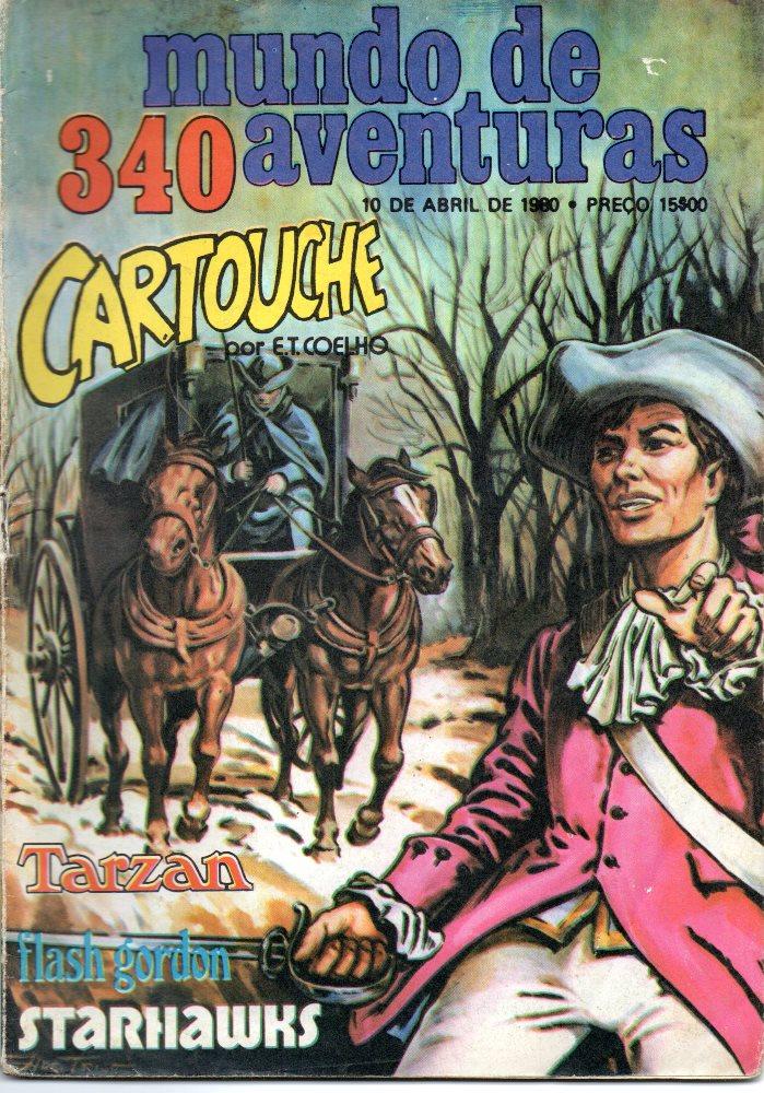 CARTOUCHE - 6 . EM GUARDA, LA TOUR