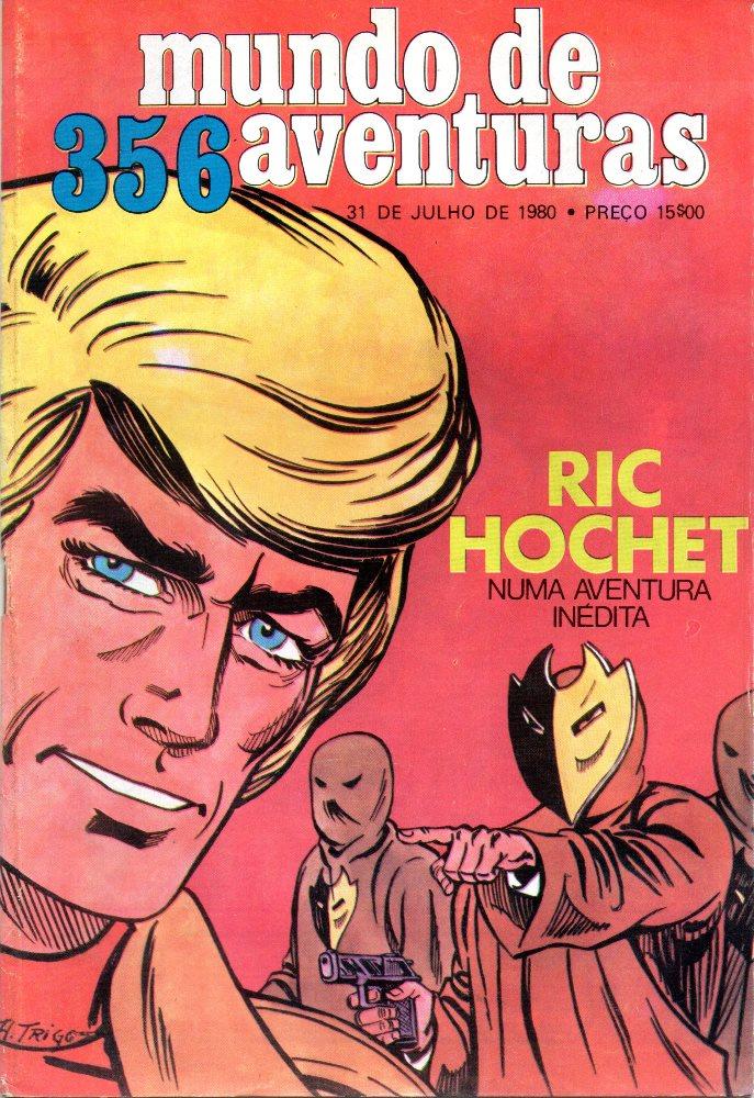RIC HOCHET - 31 - Tomo 31
