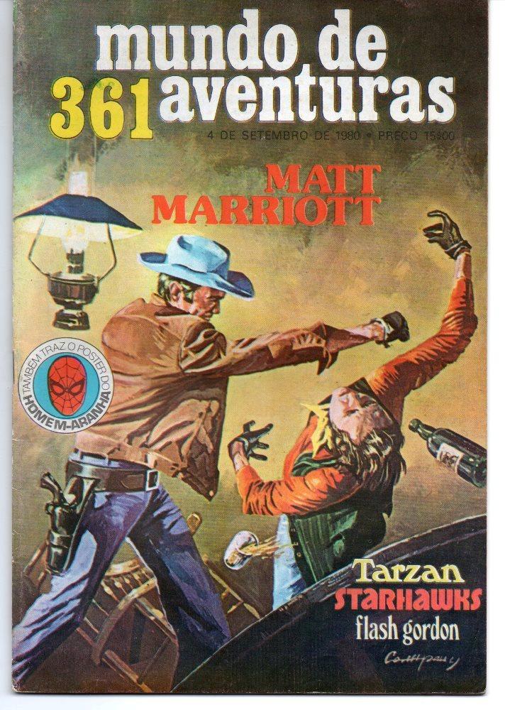 MATT MARRIOTT - 4 . HOMEM CALADO (UM)