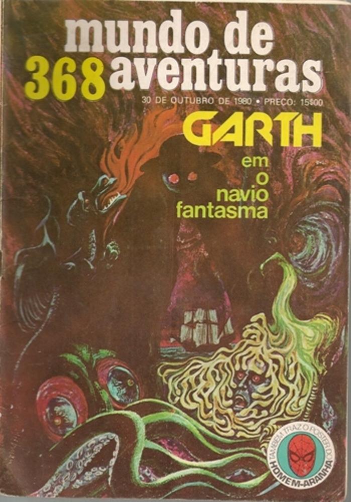 GARTH - 15 . NAVIO FANTASMA (O)