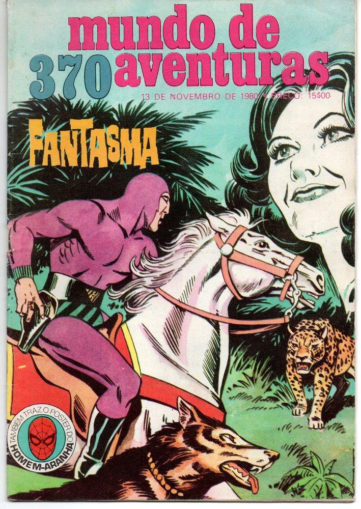 FANTASMA - 33 . FANTASMA TEM UM FILHO