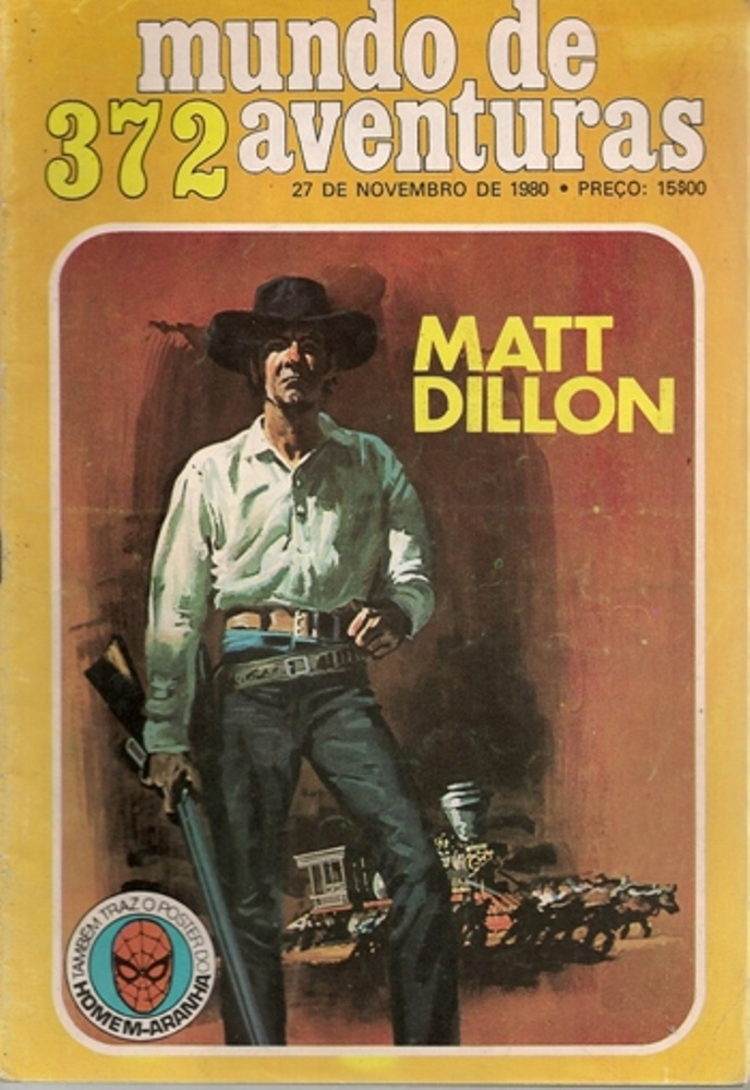 Capa de: MATT DILLON - 4 . HALLELUJAH SMITH