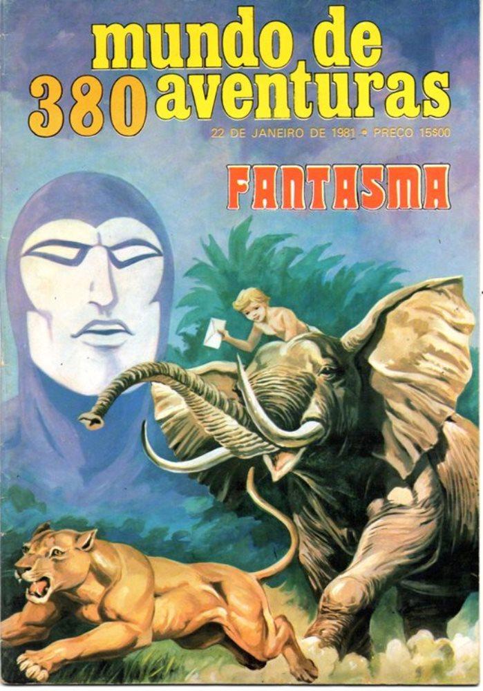 FANTASMA - 34 . REGRESSA AO LAR