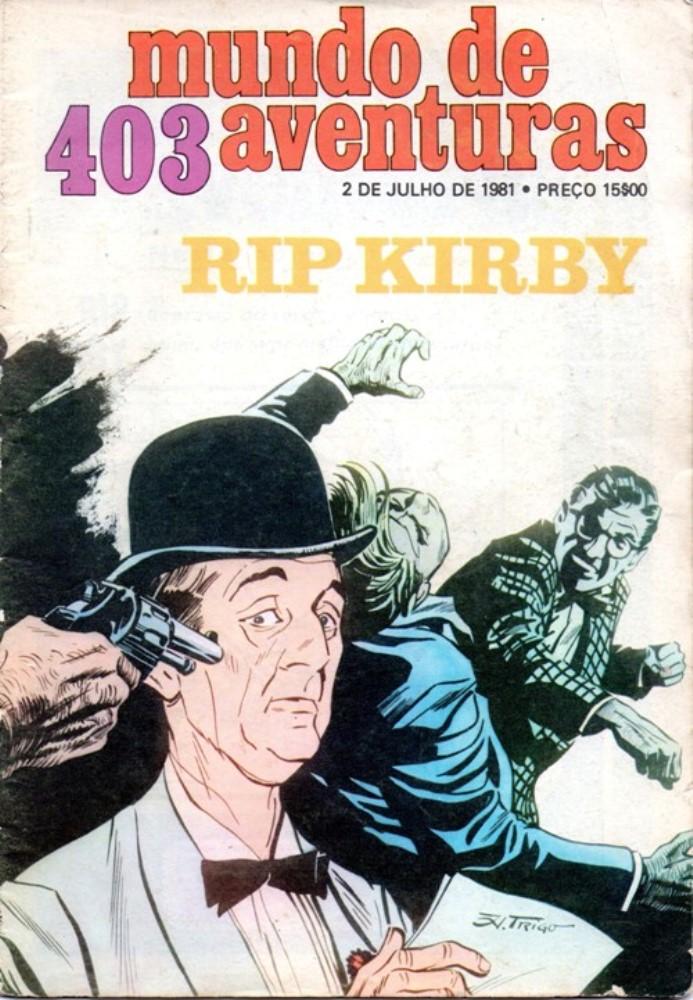 RIP KIRBY - 17 . RIP KIRBY II