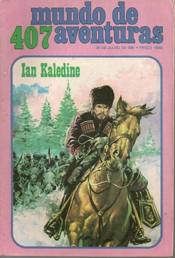 IAN KALEDINE - 1 . NOITE BRANCA (A)