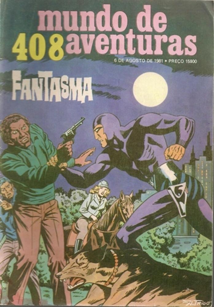 FANTASMA - 36 . SELVA DE CIMENTO (A)