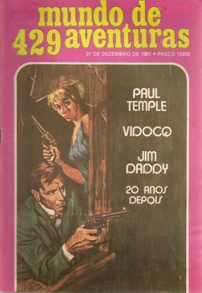 PAUL TEMPLE - 3 . ARMADILHA TELEFÓNICA