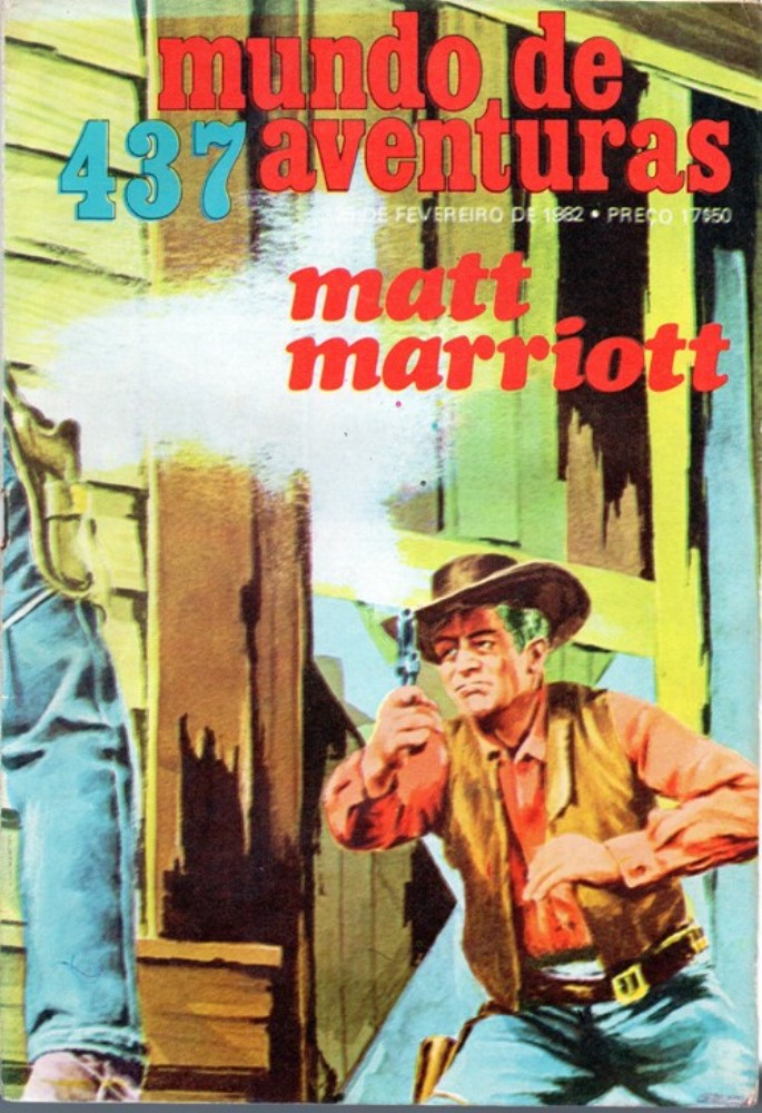MATT MARRIOTT - 5 . MATT MARRIOTT