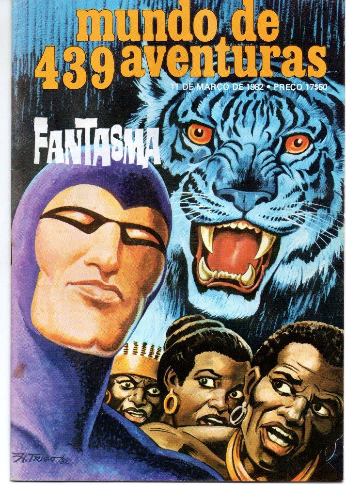 FANTASMA - 38 . FANTASMA IV