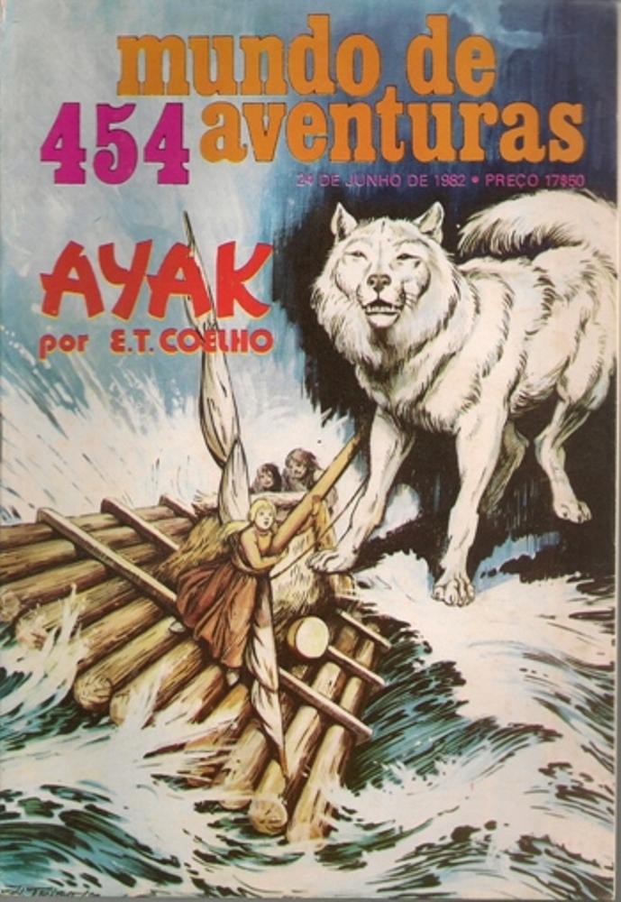 AYAK - 5 . RIO DE OURO (O)