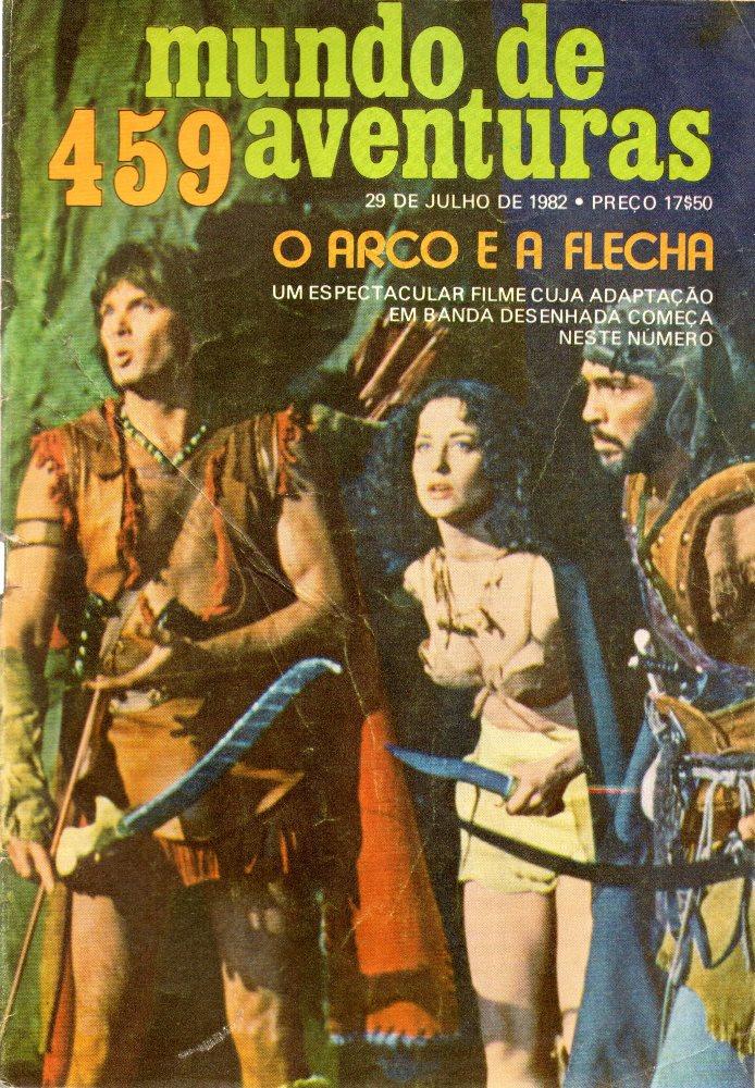ARCO E A FLECHA (O) - 1 . ARCO E A FLECHA (O)