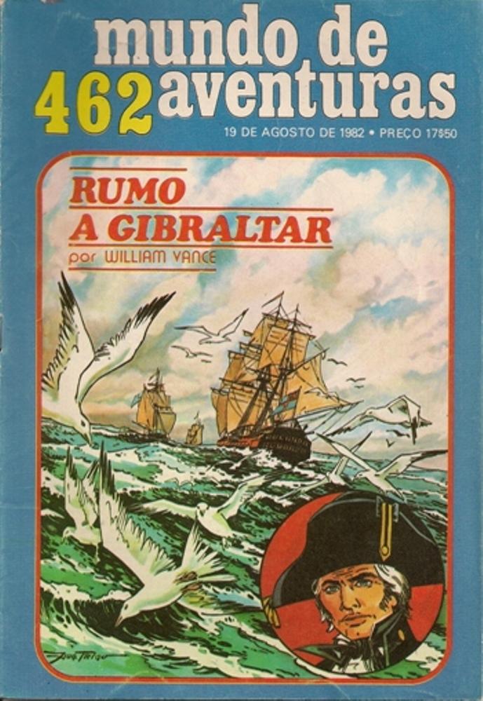 RUMO A GIBRALTAR - 1 . RUMO A GIBRALTAR