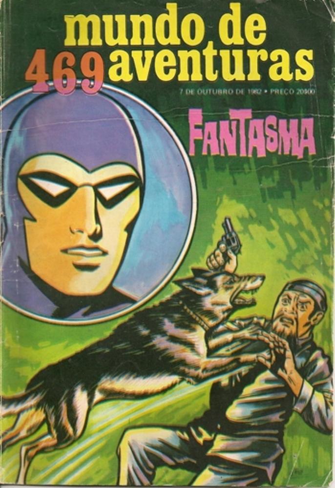 FANTASMA - 40 . FANTASMA VI