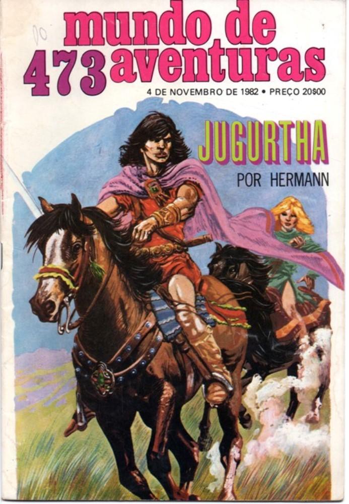 JUGURTHA - 4 . ILHA DA RESSUREIÇÃO (A)