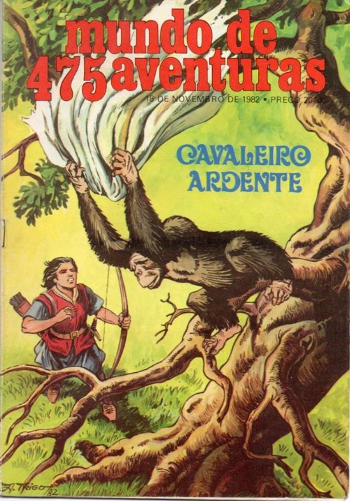CAVALEIRO ARDENT - 29 . DUENDE (O)