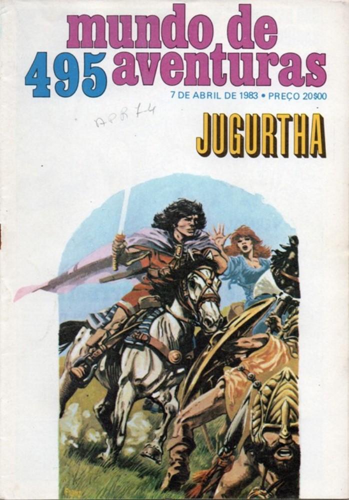 JUGURTHA - 5 . GUERRA DAS SETE COLINAS (A)