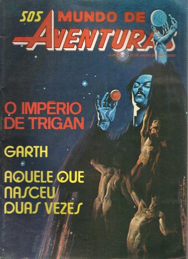 IMPÉRIO DE TRIGAN (O) - 1 . IMPÉRIO DE TRIGAN I (O)