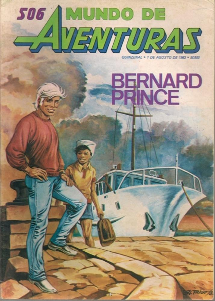 BERNARD PRINCE - 19 . DE ONTEM E DE HOJE