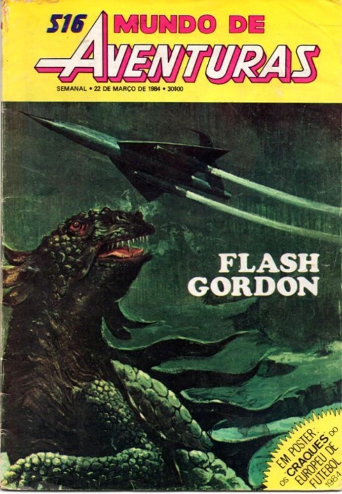 FLASH GORDON - 30 . FLASH GORDON VIII