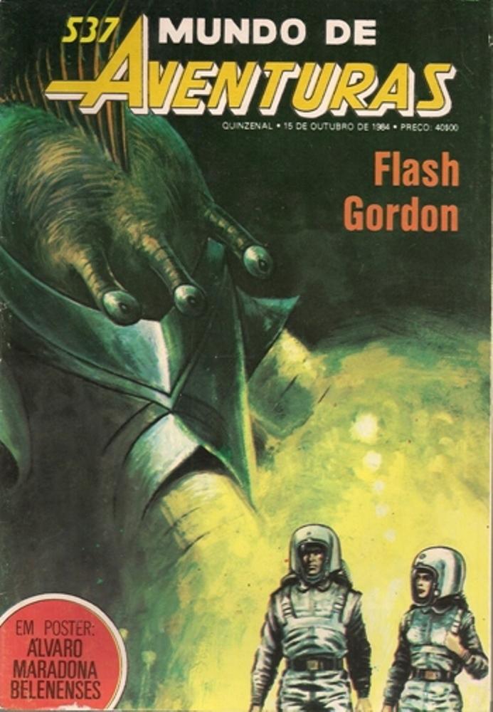 FLASH GORDON - 31 . FLASH GORDON IX