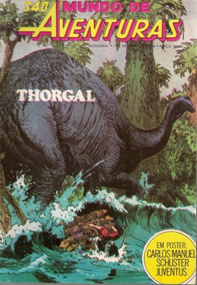 THORGAL - 5 . PARA ALÉM DAS SOMBRAS