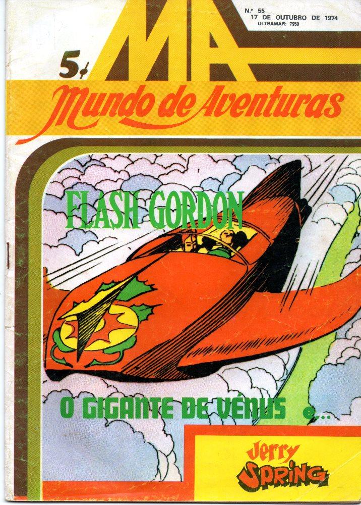 FLASH GORDON - 9 . GIGANTE DE VÉNUS (O)