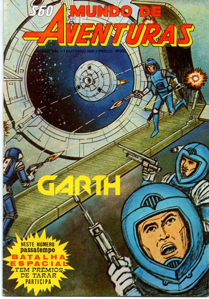 GARTH - 29 . CAÇADORES