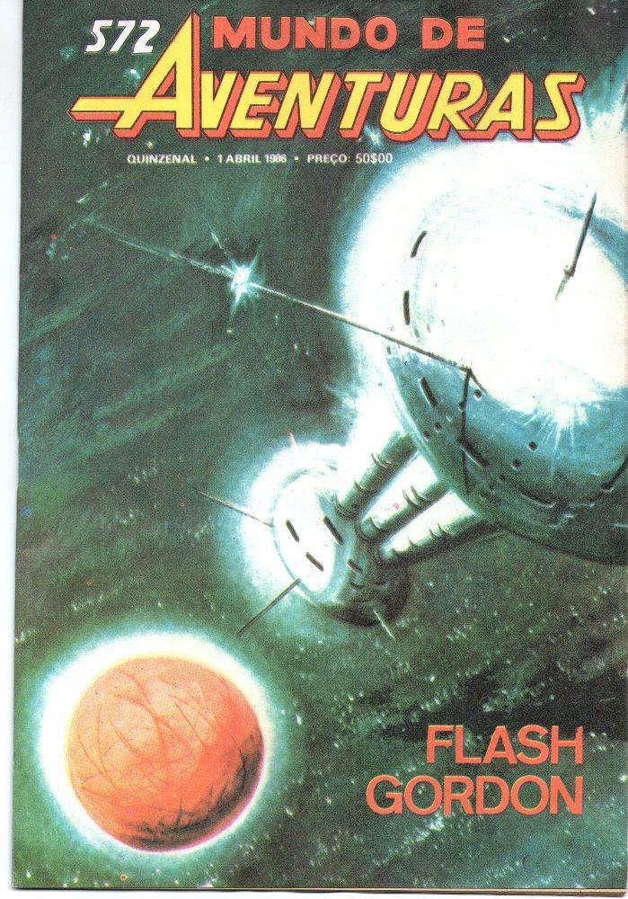 FLASH GORDON - 34 . FLASH GORDON XII