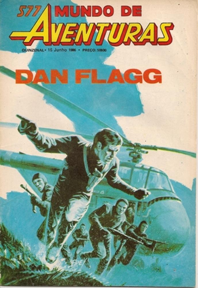 DAN FLAGG - 3 . DAN FLAGG II