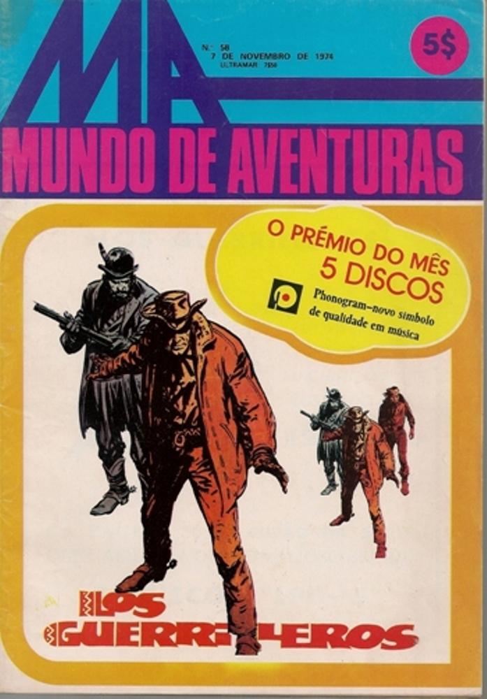 GUERRILHEIROS (OS) - 1 . SOMBRA DO ANTEPASSADO (A)