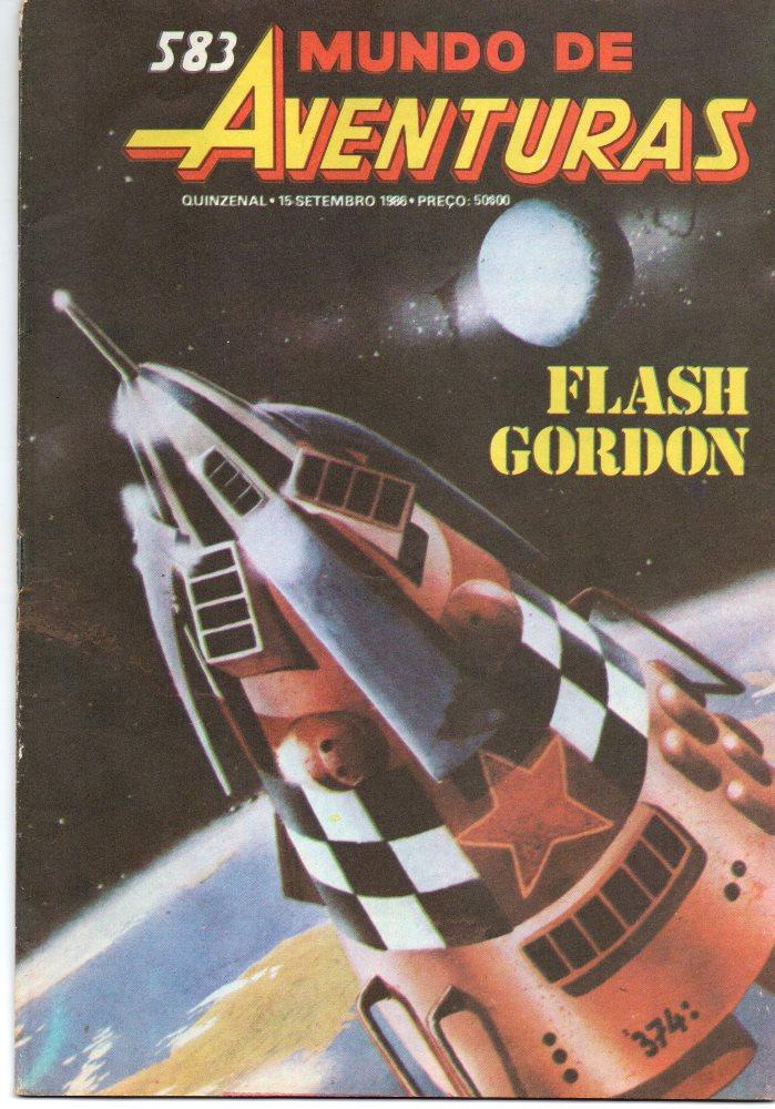 FLASH GORDON - 35 . FLASH GORDON XIII