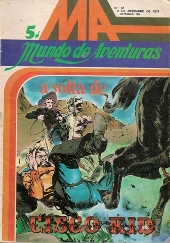 CISCO KID - 4 . PIRATAS DO RIO (OS)