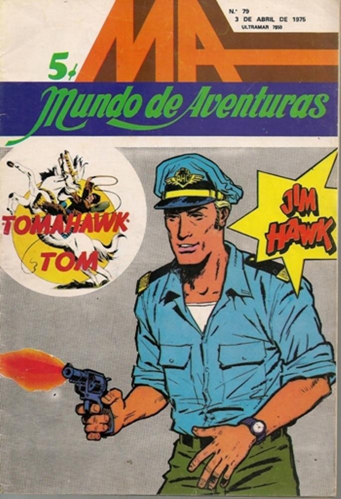JIM HAWK - 1 . EXPLORADOR DESAPARECIDO (O)