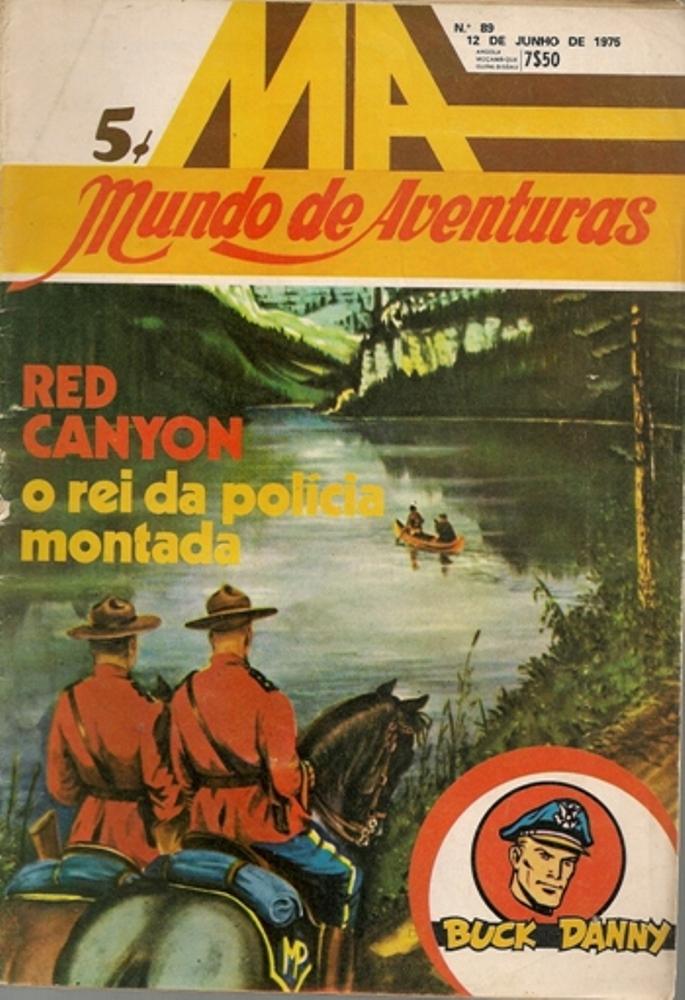 RED CANYON - 1 . PIRATA DO LENÇO (O)