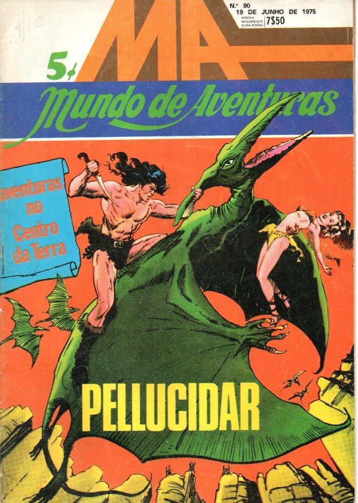 PELLUCIDAR - 1 . PELLUCIDAR