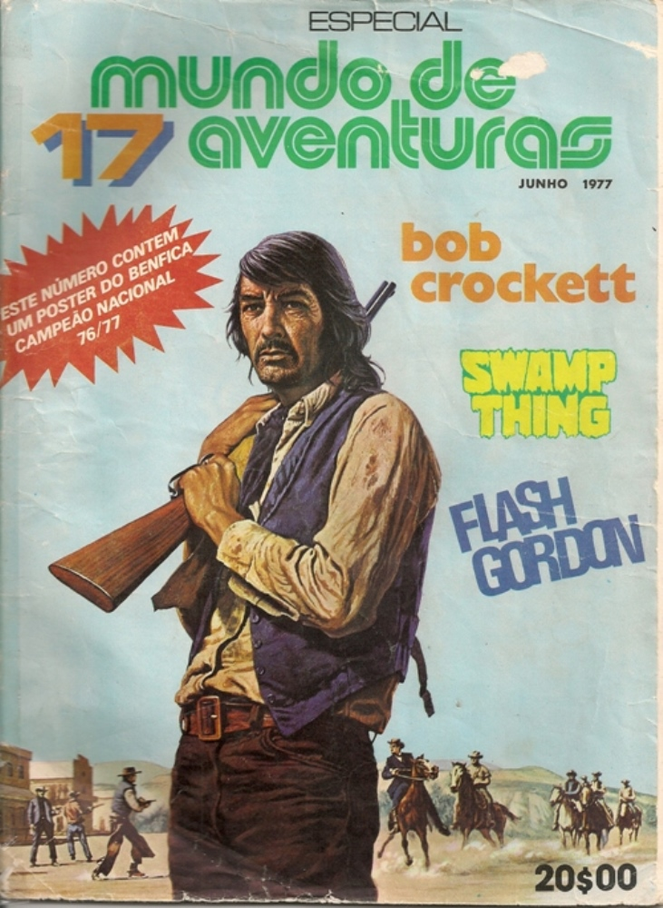 BOB CROCKETT - 1 . SEGREDO DE BIG BEND (O)