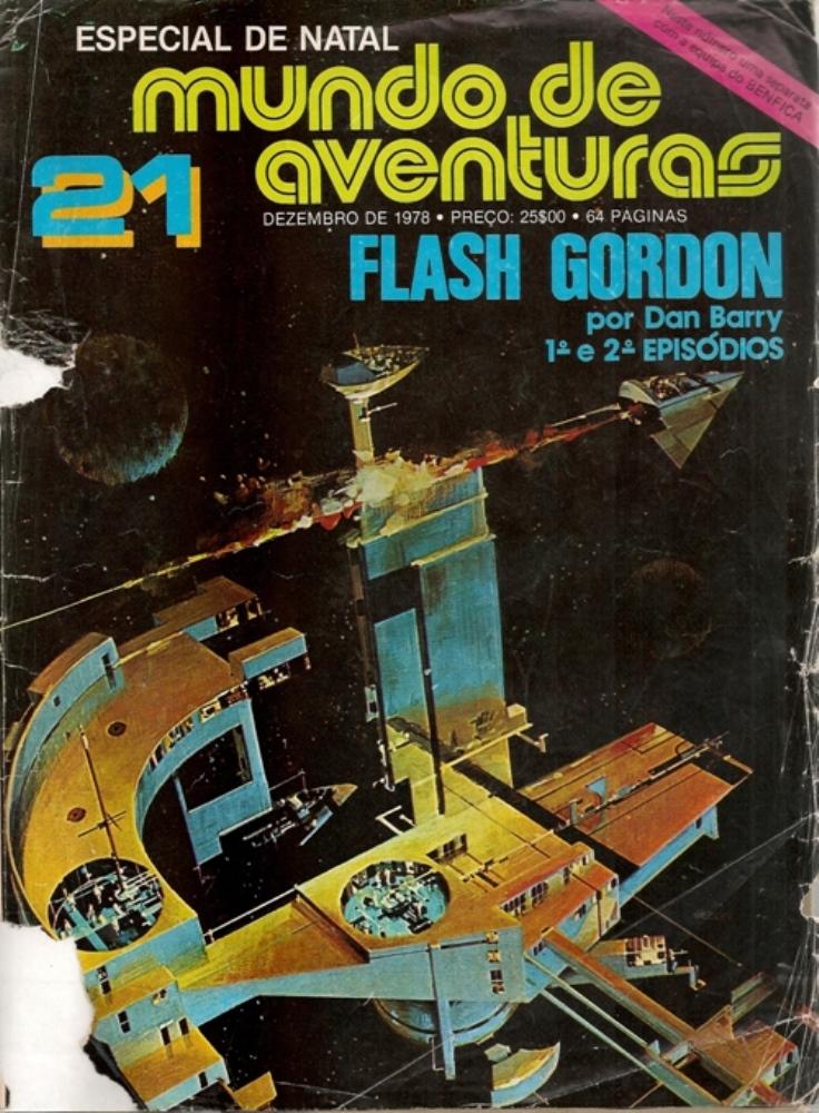 FLASH GORDON - 3 . PRESÍDIO DO ESPAÇO (O)