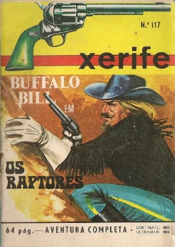 BUFFALO BILL - 3 . RAPTORES (OS)