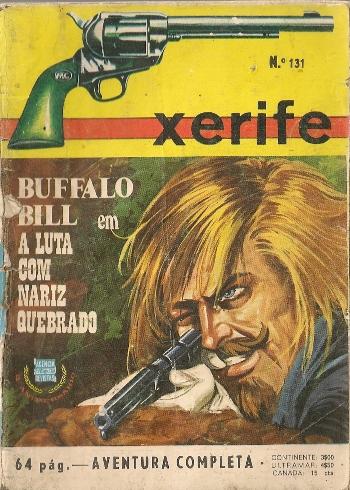 BUFFALO BILL - 6 . LUTA COM NARIZ QUEBRADO (A)