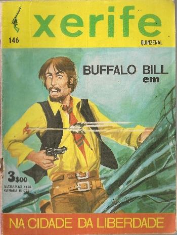 BUFFALO BILL - 9 . NA CIDADE DA LIBERDADE