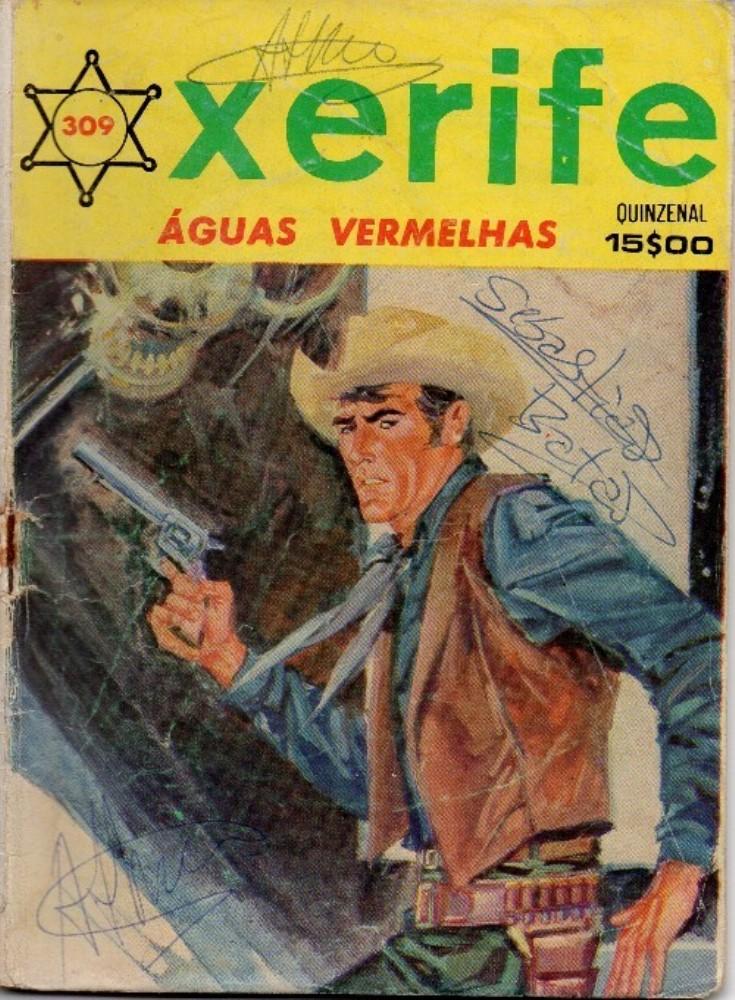 BIG BULL - 6 . ÁGUAS VERMELHAS