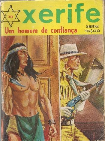 KIT CARSON - 14 . HOMEM DE CONFIANÇA (O)