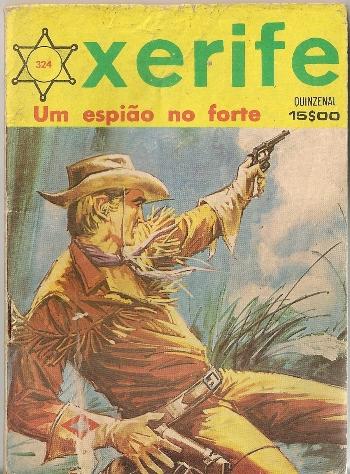 KIT CARSON - 18 . ESPIÃO NO FORTE (UM)
