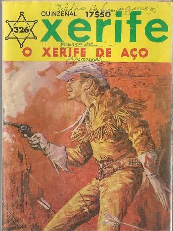 KIT CARSON - 20 . XERIFE DE AÇO (O)