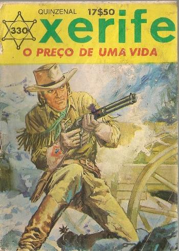 KIT CARSON - 22 . PREÇO DE UMA VIDA (O)