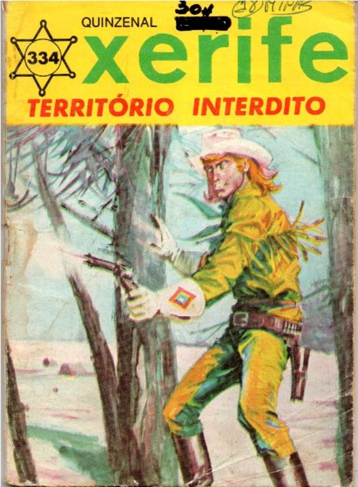 KIT CARSON - 24 . TERRITÓRIO INTERDITO
