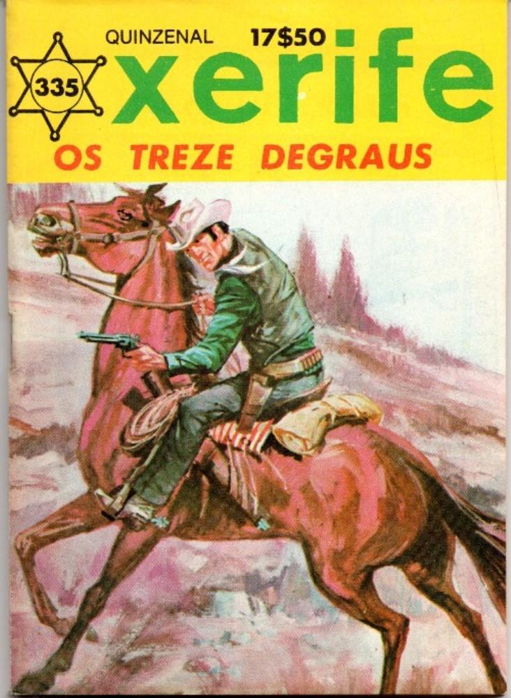 BIG BULL - 12 . TREZE DEGRAUS (OS)