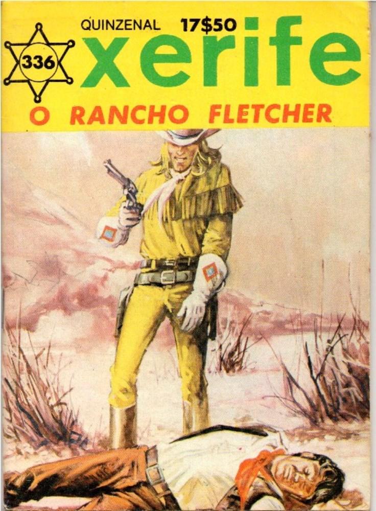 KIT CARSON - 26 . RANCHO FLETCHER (O)
